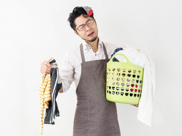 洗濯物がティッシュまみれに!簡単にとる方法と注意点とは?