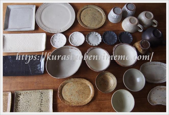 作家さんの陶器を使い始める前の注意点や洗い方のコツとは?