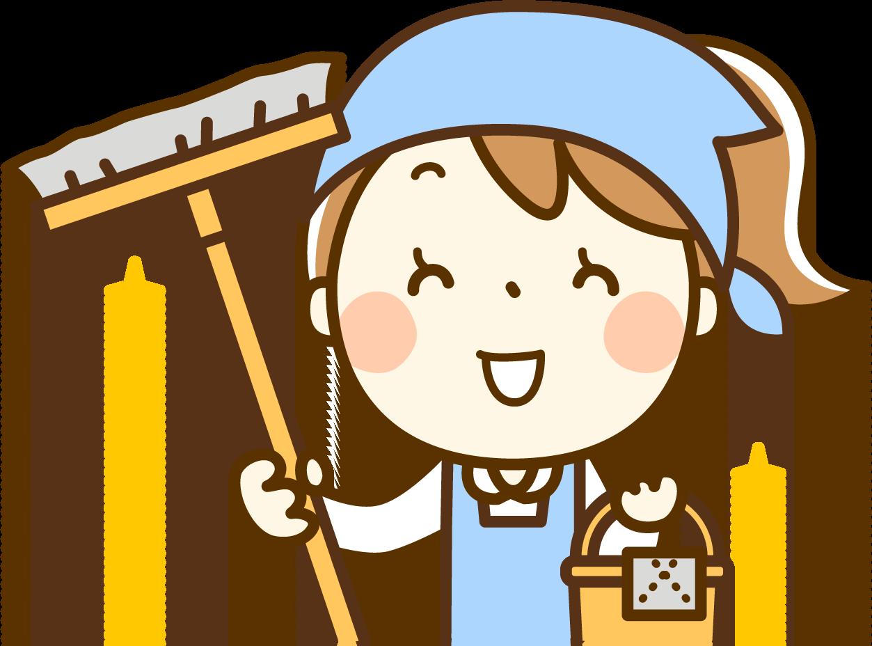 お風呂を大掃除する時の手順と頑固なカビを簡単に落とす方法は?