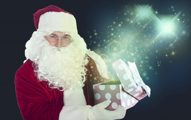 クリスマスプレゼント│子供が喜ぶサンタからの宝探し風手紙の渡し方とは?