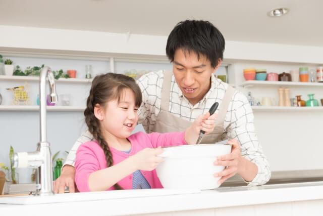 母の日の料理│お父さんが子供と作る簡単おすすめメニューとは?