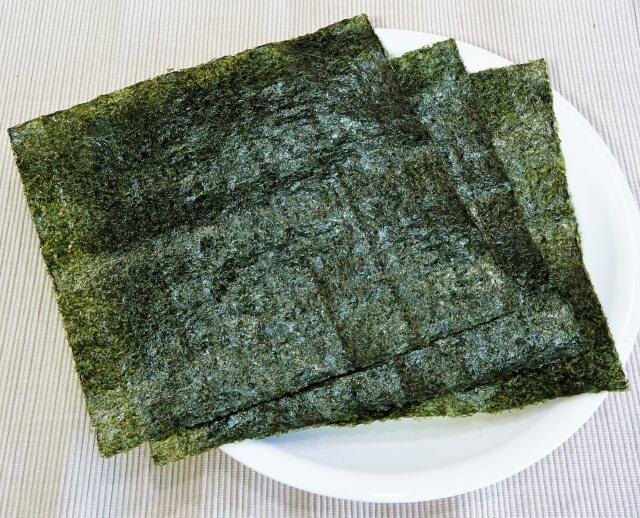 海苔の冷凍保存方法!食べきる期間は?解凍する時の注意点
