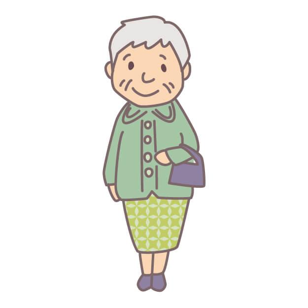敬老の日のプレゼントにバッグを贈ろう!80代祖母へのおすすめは?